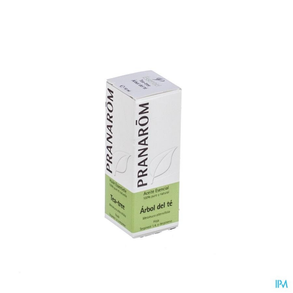 Tea-tree HE Pranarôm - 10 ml Melaleuca alternifolia HECT