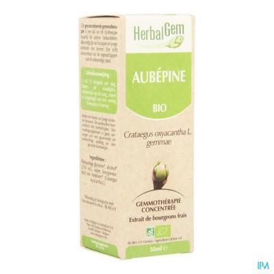 HERBALGEM Aubepine Macerat 50ml