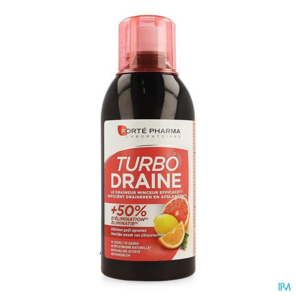 Turbodraine Agrumes 500ml