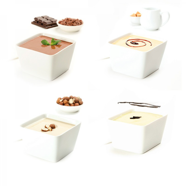 PROTEIFINE Assortiment d'entremets