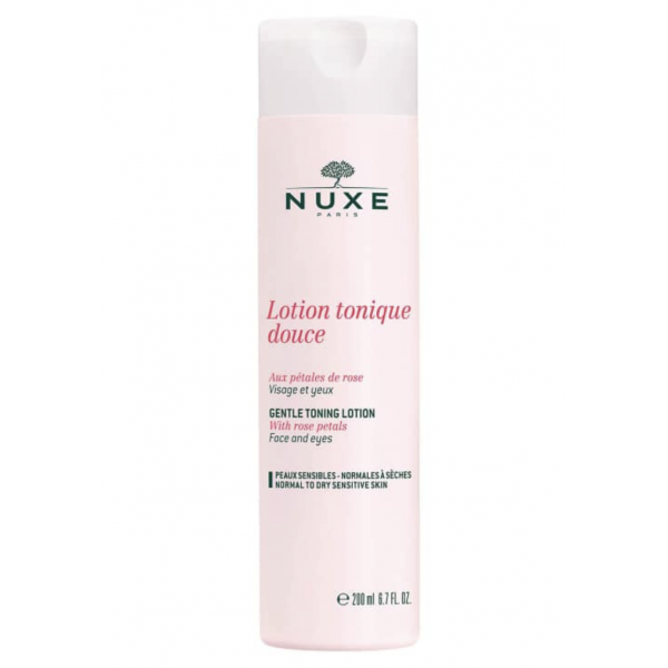 Nuxe Lotion Tonique Douce Fl 200ml