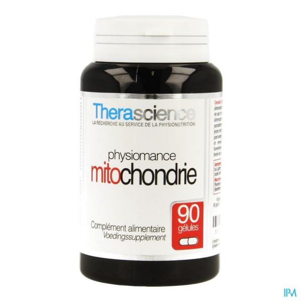 Physiomance Mitochondrie 90 gelules - Therascience