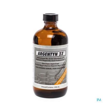 ARGENTYN 23 (POLYSEAL) - 236 ML - ENERGETICA NATURA