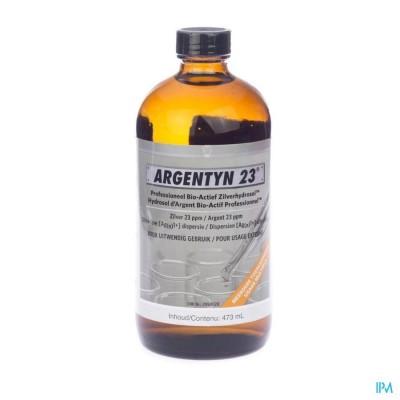 ARGENTYN 23 (POLYSEAL) - 473 ML new - ENERGETICA NATURA