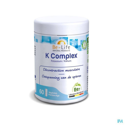 K COMPLEX - 60 gélules - Be-Life (Biolife)