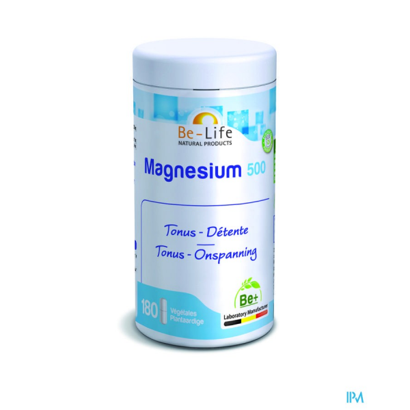 BE-LIFE Magnesium 500 - 180 gel
