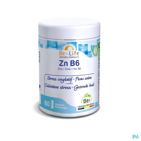 BE-LIFE Zn B6 - 60 gel