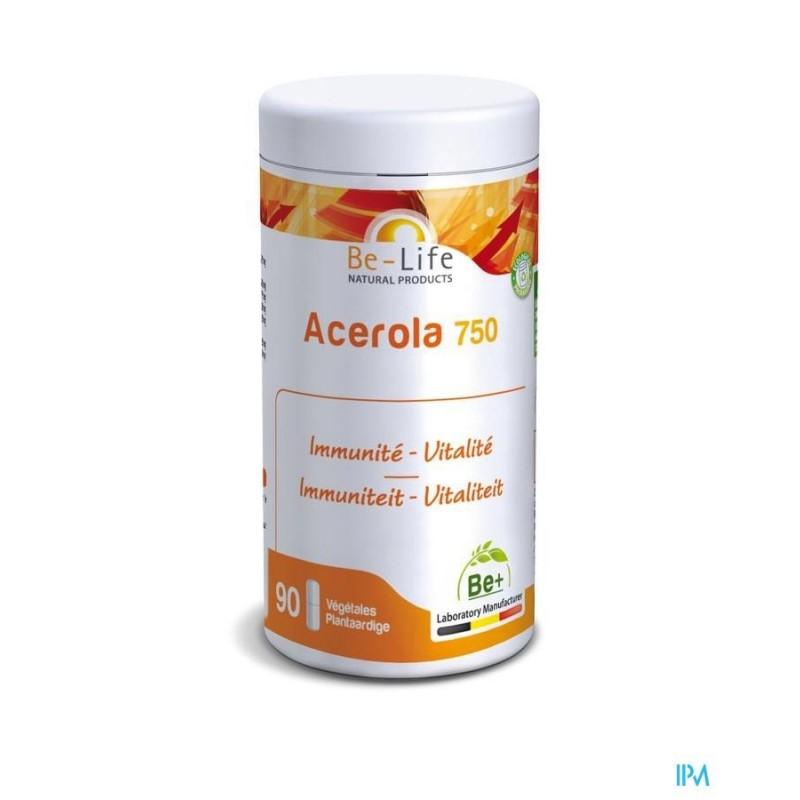 BE-LIFE Acerola 750 - 90 gel