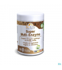 SUPER MULTI-ENZYME  NEW - 60 gélules - Be-Life (Biolife)