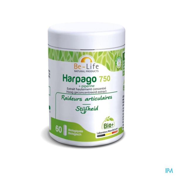 HARPAGO 750 NEW - 60 gélules - Be-Life (Biolife)