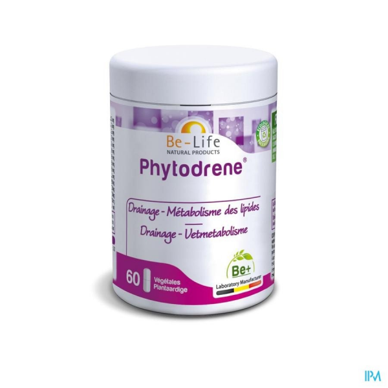 PHYTODRENE - 60 gélules - Be-Life (Biolife)