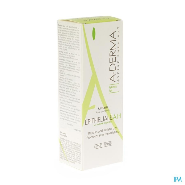 Aderma Epitheliale A.H 100 ml