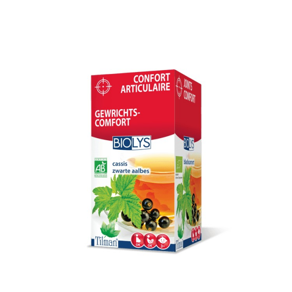Cassis - Confort articulaire - 20 infusions