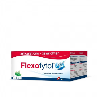 TILMAN Flexofytol - 180 capsules
