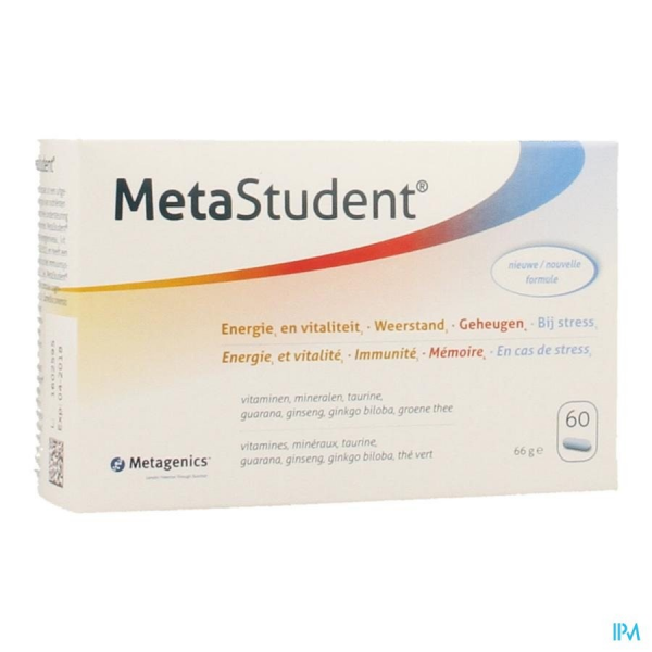 METAGENICS Metastudent