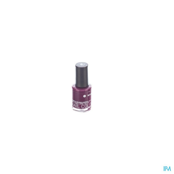 KORRES Vernis à Ongles Purple couleur 27