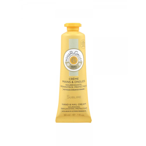 Roger&gallet Bois Orange Creme Mains Sublime 30ml