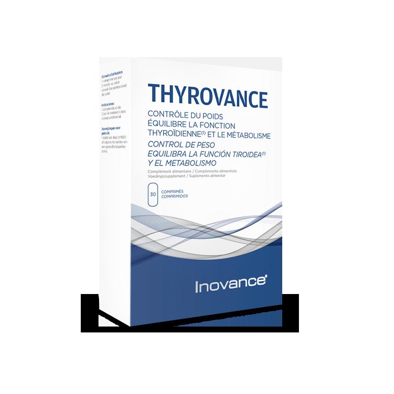 INOVANCE Thyrovance - 30 comprimés