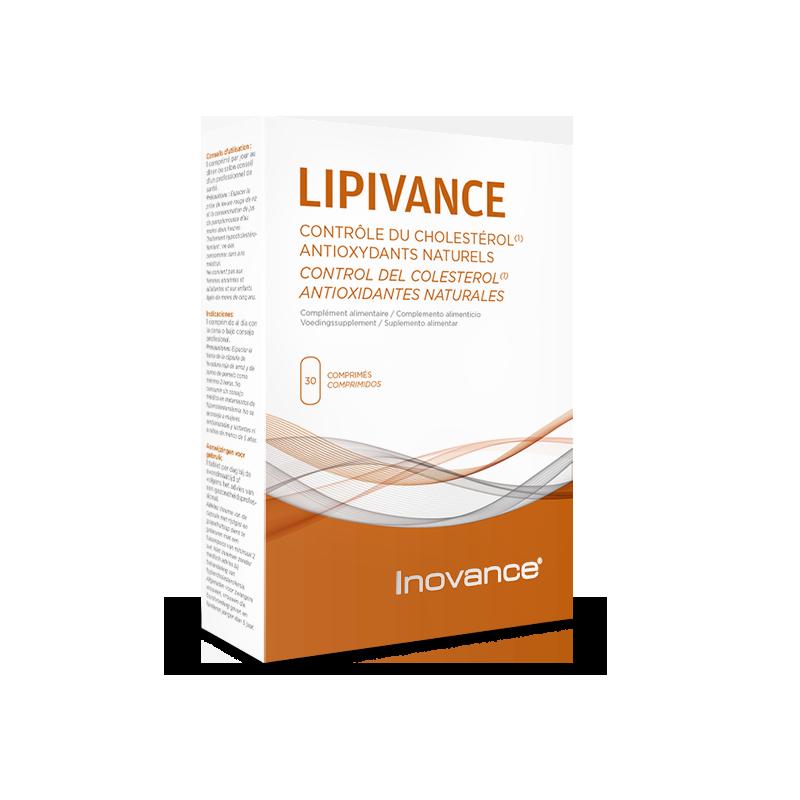 INOVANCE Lipivance - 30 comprimés