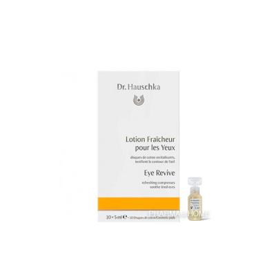 Dr. Hauschka Lotion apaisante pour les yeux - 10x5 ml