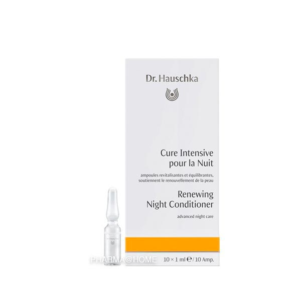Dr. HAUSCHKA Cure Intensive Nuit - 10 amp.