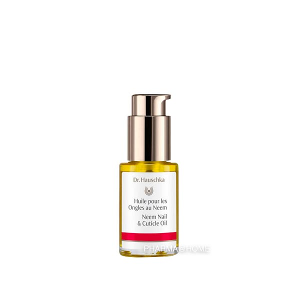 Dr. HAUSCHKA Huile pour Ongles au Neem - 30 ml