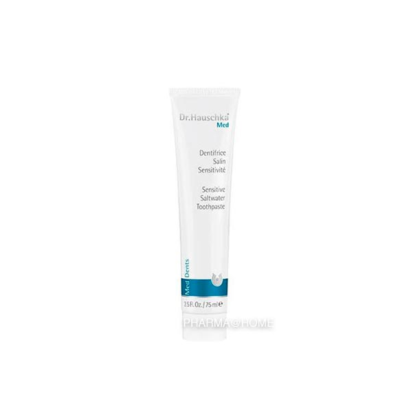 Dr. HAUSCHKA Med Dentifrice Salin Sensitivité - 75 ml