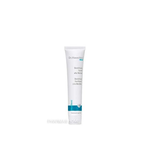 Dr. HAUSCHKA Med Dentifrice Fortifiant Menthe - 75 ml