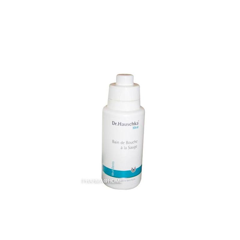 Dr. HAUSCHKA Med Bain de bouche Sauge - 300 ml