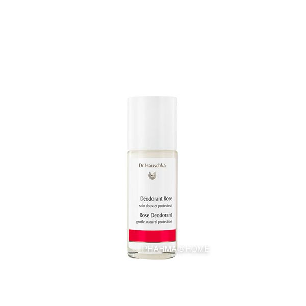 Déodorant Rose à bille Dr. Hauschka - 50 ml