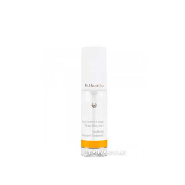 Dr.hauschka Cure Intensive Peaux Reactives 40ml Fr