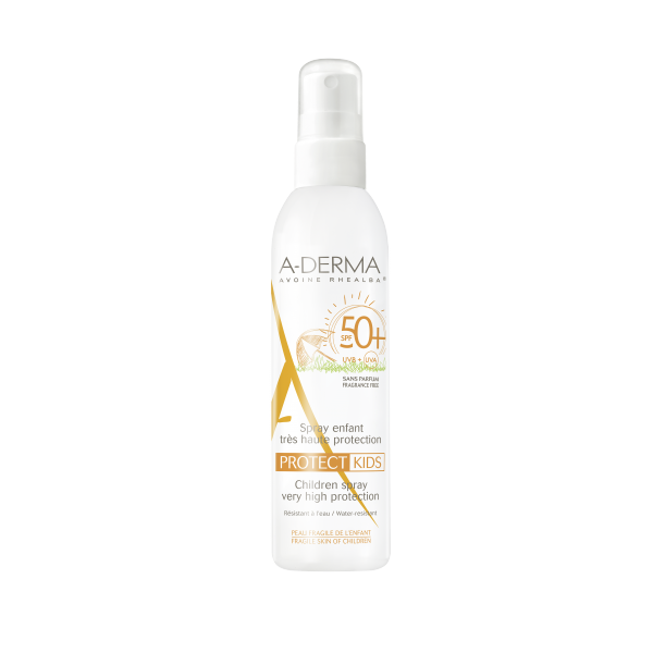 A-DERMA Protect Spray Solaire Enfant SPF50+ - 200 ml