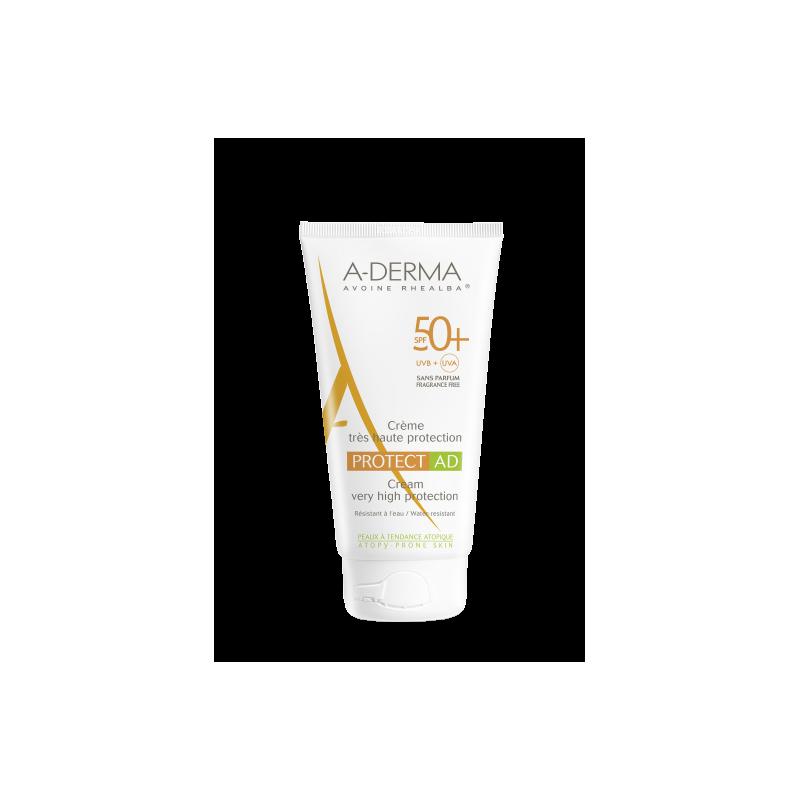 A-DERMA Protect AD Crème Solaire SPF50+ - 150 ml