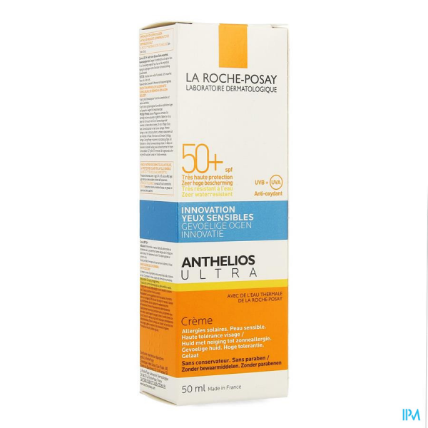 La Roche Posay Anthelios Ultra Creme Ip50+ Parfum 50ml