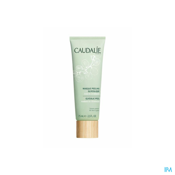Caudalie Demaq Masque Peeling Glycolique 75ml