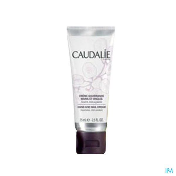 Caudalie Corps Cr Gourmande Mains-ongles Tube 75ml