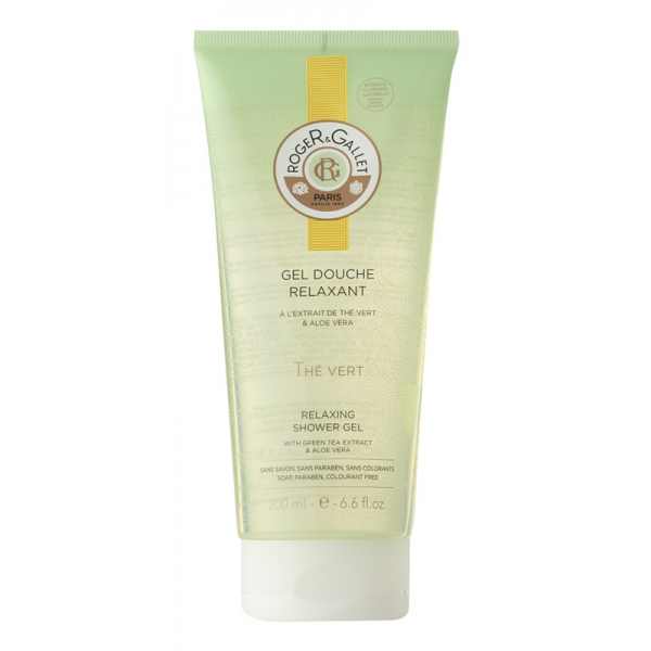 Roger&gallet The Vert Gel Douche Tube 200ml