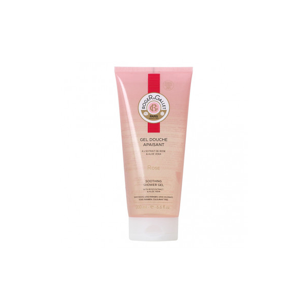 ROGER & GALLET Rose gel douche - 200ml