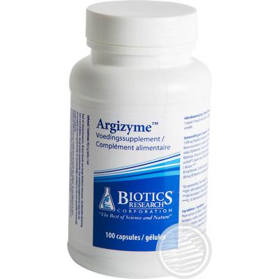 ARGIZYME (785mg) - 100 CAP/GÉL - ENERGETICA NATURA