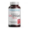 Physiomance Q10 Oméga 3 100mg 90 capsules - Therascience