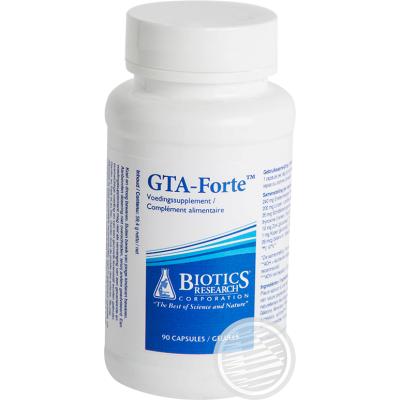 GTA-FORTE - 90 CAP/GÉL - ENERGETICA NATURA