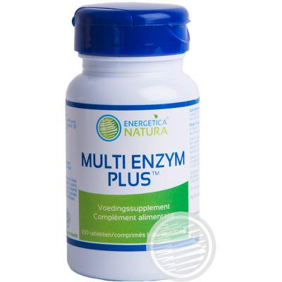 ENERGETICA NATURA Multi Enzym Plus