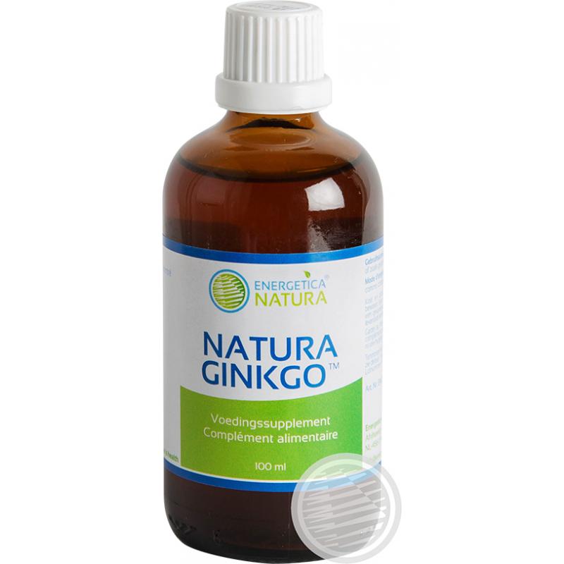 ENERGETICA NATURA Natura Ginkgo - 100ml