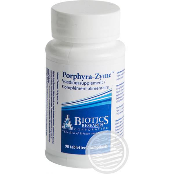 PORPHYRA-ZYME - 90 TAB/COMP - ENERGETICA NATURA