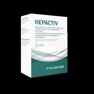 INOVANCE HépactiV - 60 comprimés