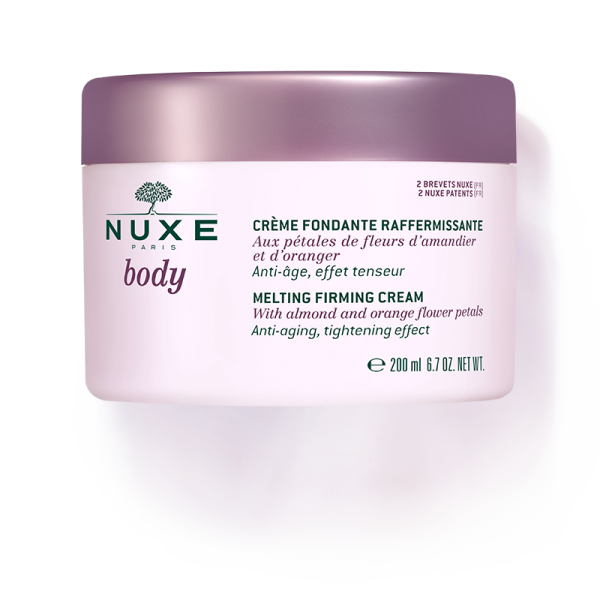 Nuxe Body Creme Fondante Raffermissante Pot 200ml
