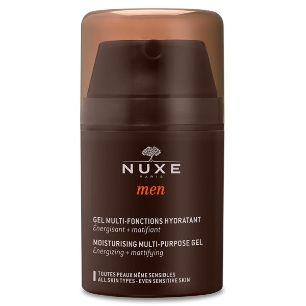 NUXE Men Gel Hydratant Multi-fonction 50ml