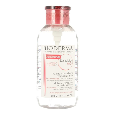 BIODERMA Sensibio H2O Eau Micellaire  - 500 ml