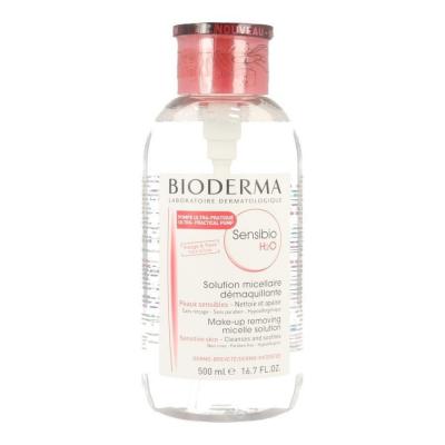 Sensibio H2O Eau Micellaire 500 ml - Bioderma