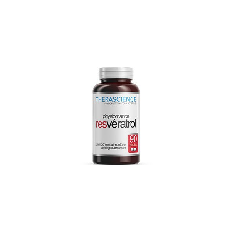 Physiomance Resveratrol 90 gélules